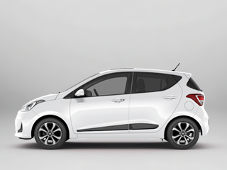 NOVÝ Hyundai 1.0i Family Plus Go, 48kw