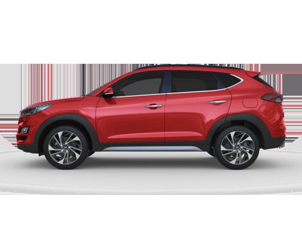 Hyundai Tucson 1.6 T-GDi Traveller 4x2