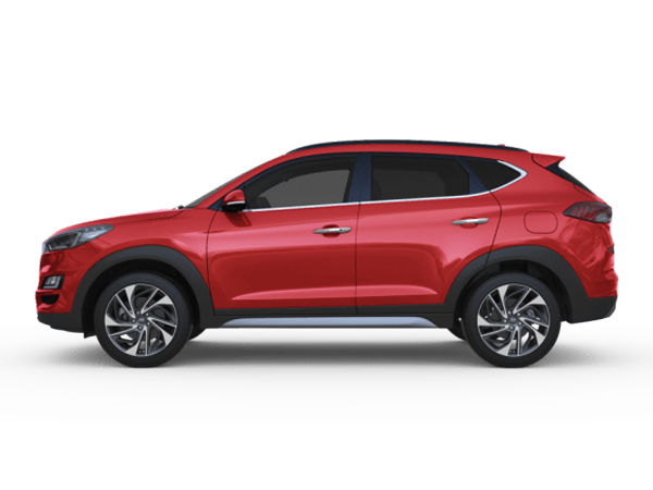 Hyundai Tucson 1.6 T-GDi Comfort 4x2