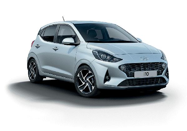 Nový Hyundai i10 1.0i Classic GO