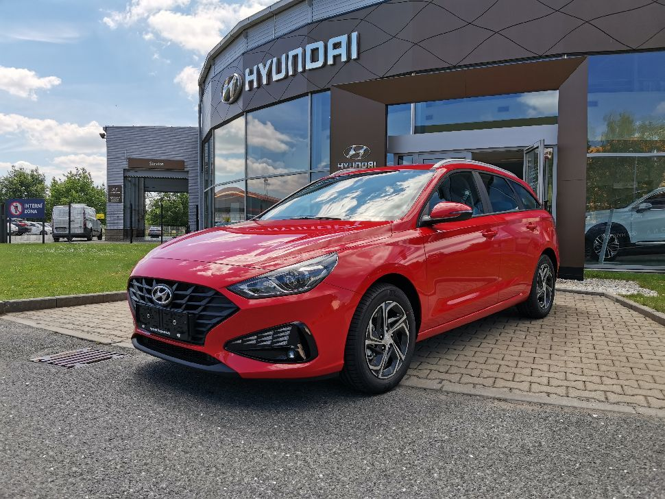 Nový Hyundai i30 CW 1.5i CVVT Comfort