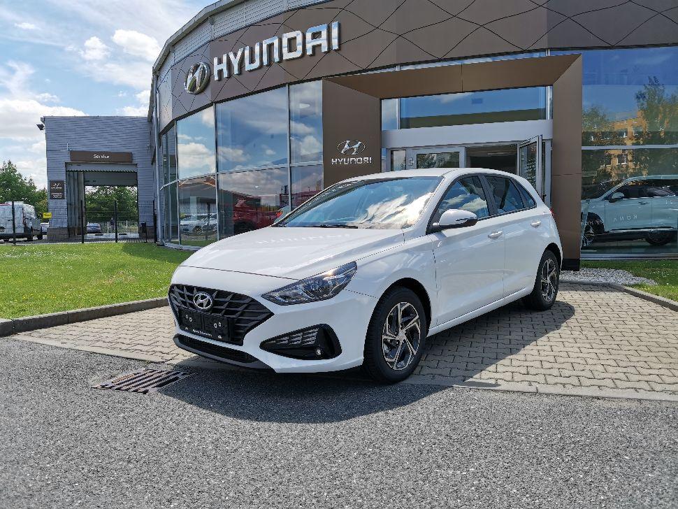 Nový Hyundai i30 HB 1.5i CVVT Comfort