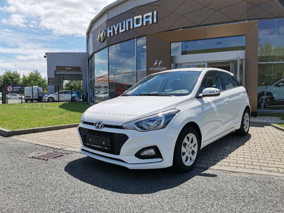 Hyundai i20 1.2i Classic Club