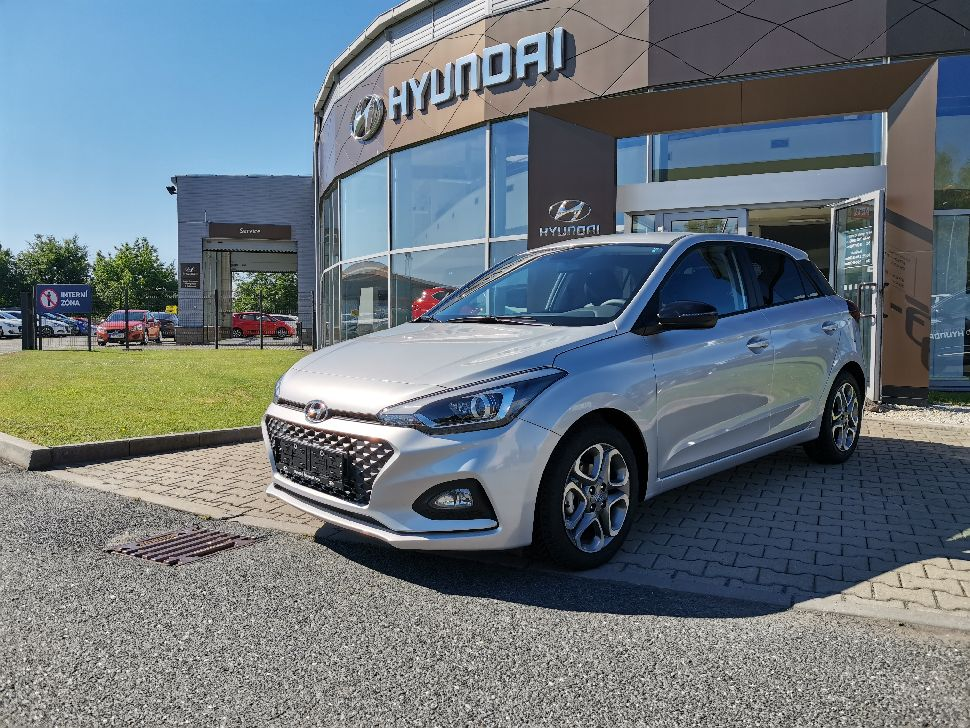 Hyundai i20 1.2i Smart Winter