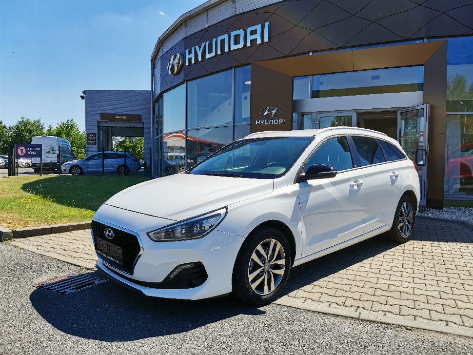 Akční Hyundai i30 CW 1.0 T-GDi Komfort GO