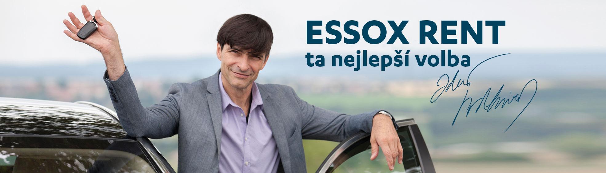 Essox Rent - Ta nejlepší volba slide 0