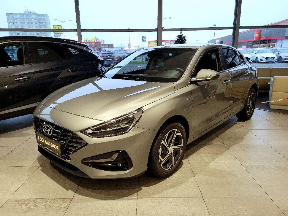 Nový Hyundai i30 FB 1.0 T-GDi Smart