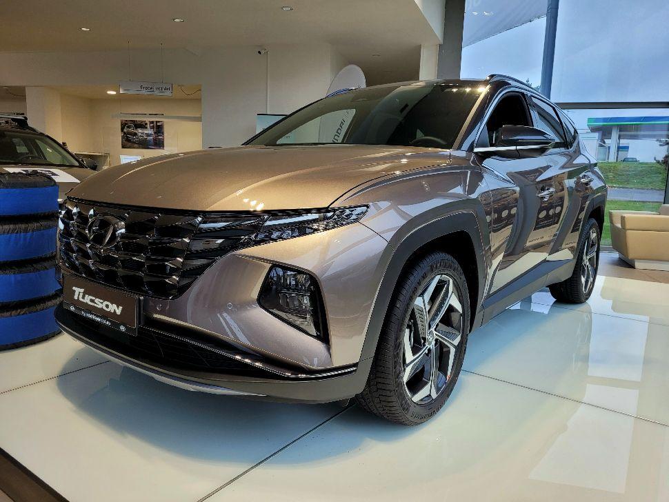 Hyundai Tucson 1.6 T-GDi MHEV Style Premium DCT 4x4