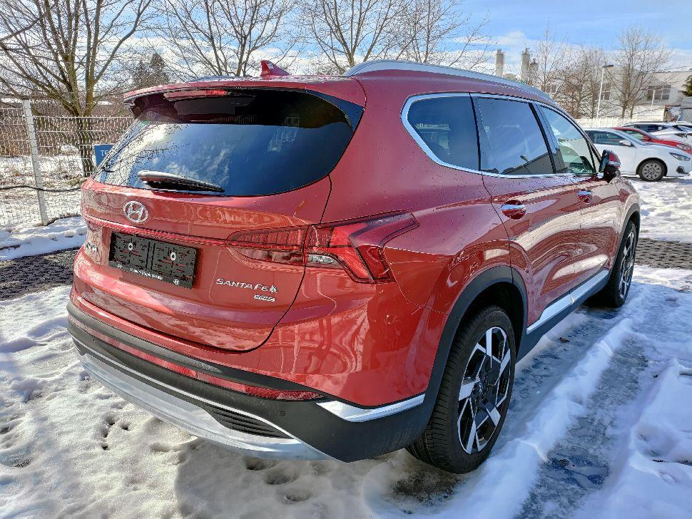 Nový Hyundai Santa Fe 2.2 CRDi AWD DCT Style Premium