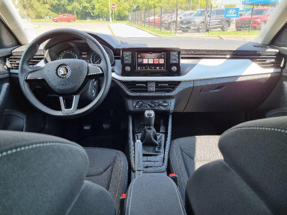 Škoda Scala 1.6 TDi Ambition Plus