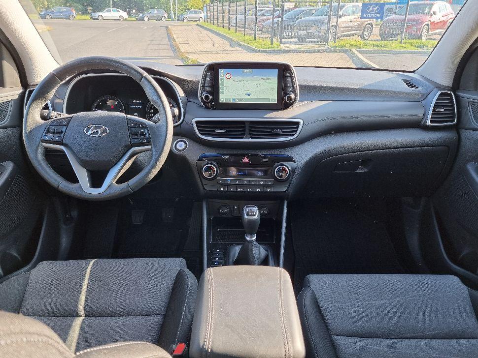 Hyundai Tucson 2.0 CRDi AWD Style