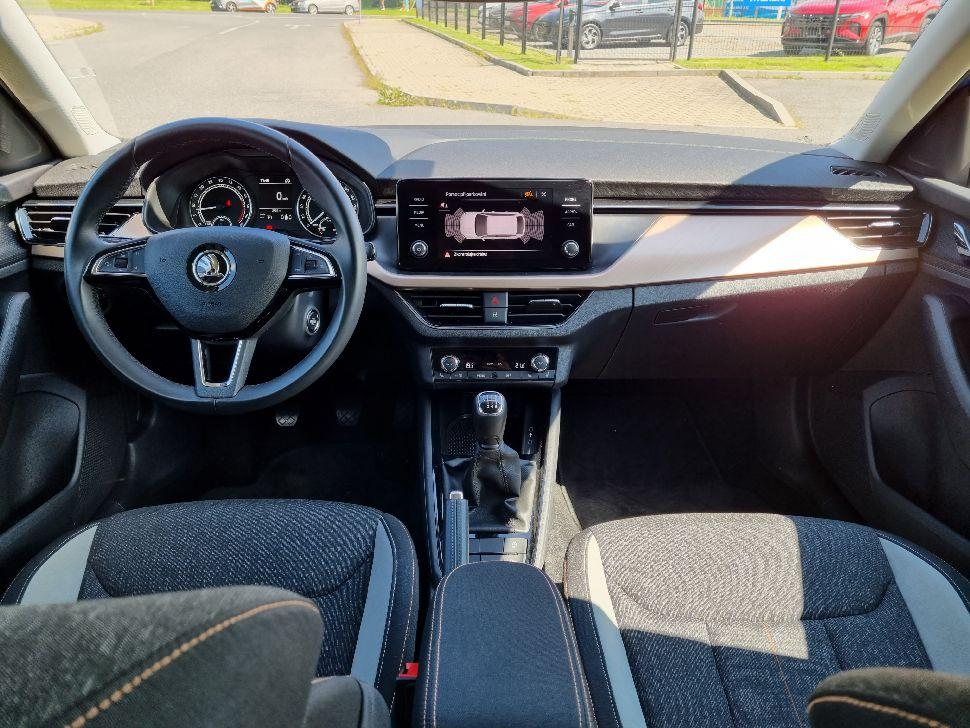 Škoda Scala 1.6 TDi Style Plus