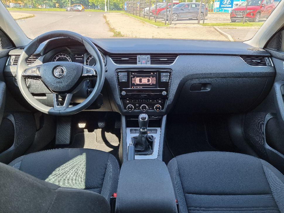 Škoda Octavia 1.6 TDi Ambition Plus