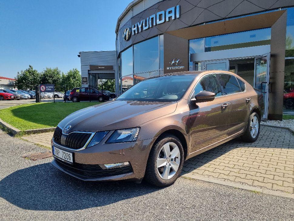 Škoda Octavia 1.5 TSi Ambition Plus