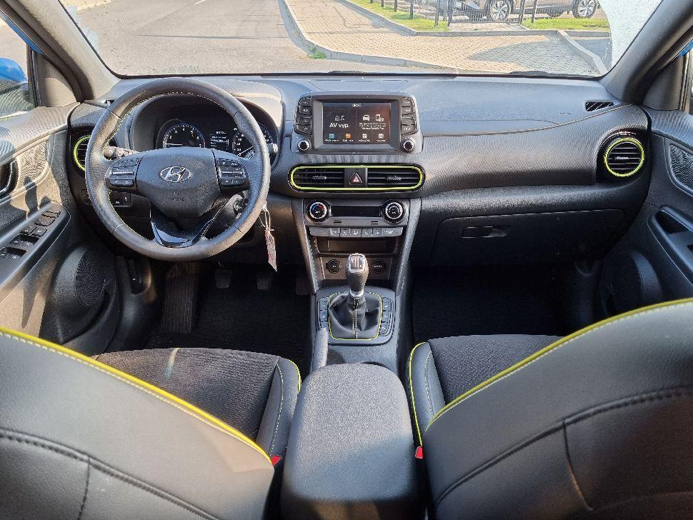 Hyundai Kona 1.0 T-GDI Mystic