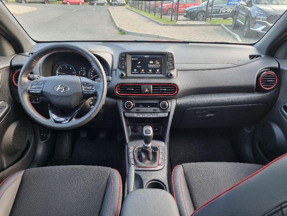Hyundai Kona 1.6 CRDI Mystic Plus